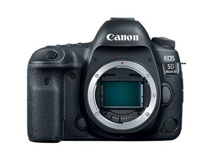 Canon EOS 5D Mark IV DSLR Camera (Body Only) - Open Box Special