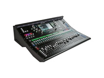 Allen & Heath SQ-6 48-Channel / 36-Bus Digital Mixer with 24+1 Motorized Faders