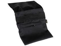 Impact Six Empty Saddle Sandbag Kit - 6.8 kg (Black)