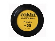 Cokin P458 P Series Filter Holder Adapter Ring (58mm)