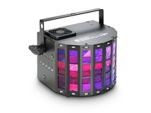 Cameo SUPERFLY XS 2-in-1 Derby Effect Light Incl. IR-Remote