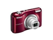Nikon COOLPIX A10 Digital Camera (Red)