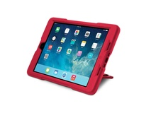 Kensington BlackBelt 2nd Degree Rugged Case for iPad Air (Red)
