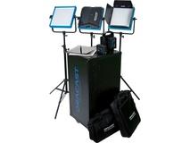 Dracast Studio Plus 3-Light Kit (Bi-Colour)