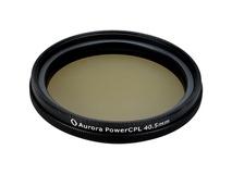Aurora-Aperture PowerCPL 40.5mm Gorilla Glass Circular Polarizer Filter