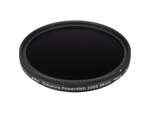 Aurora-Aperture 58mm PowerXND 2000 Variable Neutral Density 1.2 to 3.3 Filter (4 to 11 Stops)