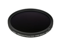Aurora-Aperture 62mm PowerXND 2000 Variable Neutral Density 1.2 to 3.3 Filter (4 to 11 Stops)