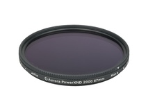 Aurora-Aperture 67mm PowerXND 2000 Variable Neutral Density 1.2 to 3.3 Filter (4 to 11 Stops)