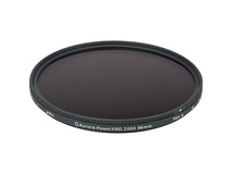 Aurora-Aperture 86mm PowerXND 2000 Variable Neutral Density 1.2 to 3.3 Filter (4 to 11 Stops)