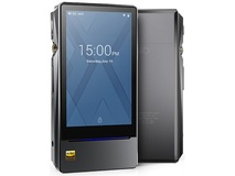 FiiO X7 Mark II Portable High-Resolution Audio Player (Titanium)