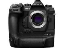 Olympus OM-D E-M1X Mirrorless Digital Camera (Body Only, Black)
