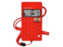Teenage Engineering CA-X Silicone Case for Pocket Operators (Red)