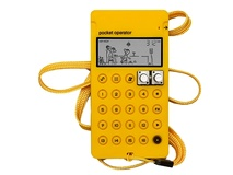 Teenage Engineering CA-X Silicone Case for Pocket Operators (Yellow)