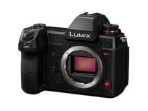 Panasonic Lumix S1H Mirrorless Digital Camera (Body Only)