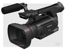 Panasonic AG-HPX250EN P2 HD AVC-Intra Camera