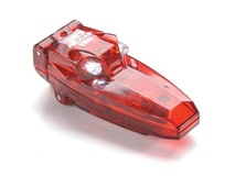 Pelican 2220 VB3 Torch (Translucent Red)