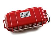 Pelican 1030 Micro Case (Red)
