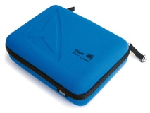 SP POV Case small - GoPro Edition Blue