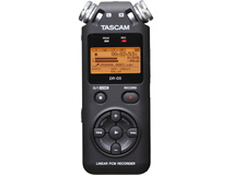 Tascam DR05 MKII Portable Digital Recorder