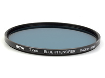 Hoya 77mm Blue Intensifier Glass Filter