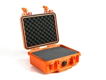 Pelican 1200 Case (Orange)
