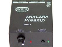 Rolls MP13 Mini Microphone Preamp