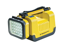 Pelican 9430 Remote Area Lighting System Spotlight - Yellow