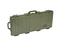 Pelican 1700 Long Case without Foam (Olive Drab Green)