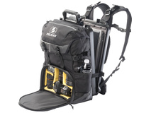 Pelican S130 Sport Elite Laptop/Camera Divider Pack (Black)