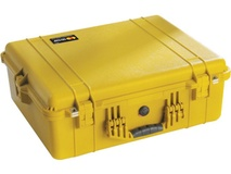 Pelican 1600 Case (Yellow)