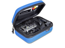 SP POV Case Extra Small - GoPro Edition Blue
