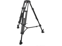 Manfrotto 546B Pro Video Tripod w/Mid-level Spreader