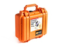 Pelican 1200 Case without Foam (Orange)