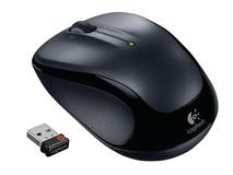 Logitech M325 Wireless Mouse (Dark Silver)