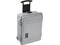 Pelican 1560 NF Case without Foam (Silver)