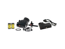 Kinotehnik LCDVFECON Kit with Electronic Viewfinder & HD-SDI to HDMI Converter