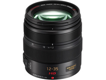 Panasonic Lumix G X Vario 12-35mm f/2.8 Asph. Lens for Micro 4/3 (Black)