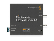 Blackmagic Design Mini Converter Optical Fibre 4K