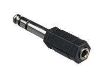Hosa GPM-103 Mini Jack to Jack Adapter