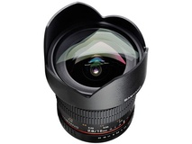Samyang 10mm f/2.8 (APS-C) Ultra Wide-angle Lens For Canon