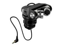 Tascam TM-2X Stereo XY Condenser DSLR Camera Microphone