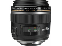 Canon EFS 60mm f2.8 Macro USM Digital Lens