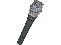 Shure BETA87C Vocal Condenser Microphone