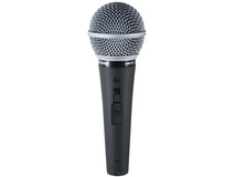 Shure SM48S Vocal Cardioid Microphone