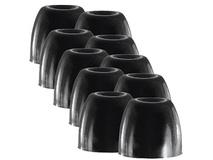 Shure Black Foam Sleeves - 10 Medium