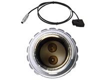 """Teradek 18"""" 2-pin Lemo to PowerTap Adapter Cable"""