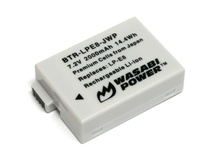 Wasabi Power Battery for Canon LP-E8