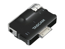 Tascam iXJ2 - Audio Mic/Line interface for iOS Devices iphone ipad