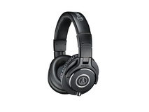 Audio Technica ATH-M40x Headphones (Black)