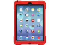 The Joy Factory CWE202 aXtion Bold, Rugged Water-resistant Case for iPad mini (Red/Black)